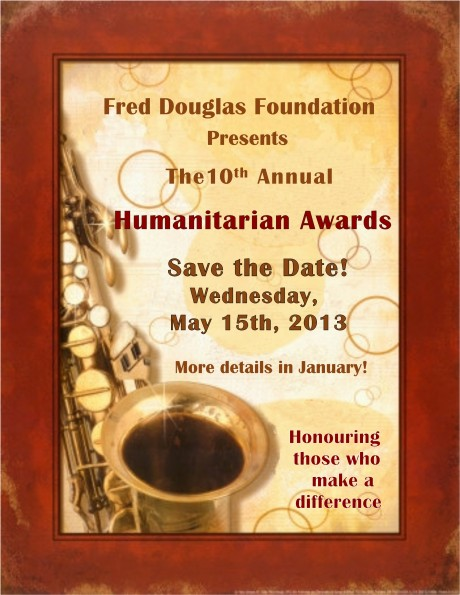 10th Annual Humanitarian Awards May 15th, 2013